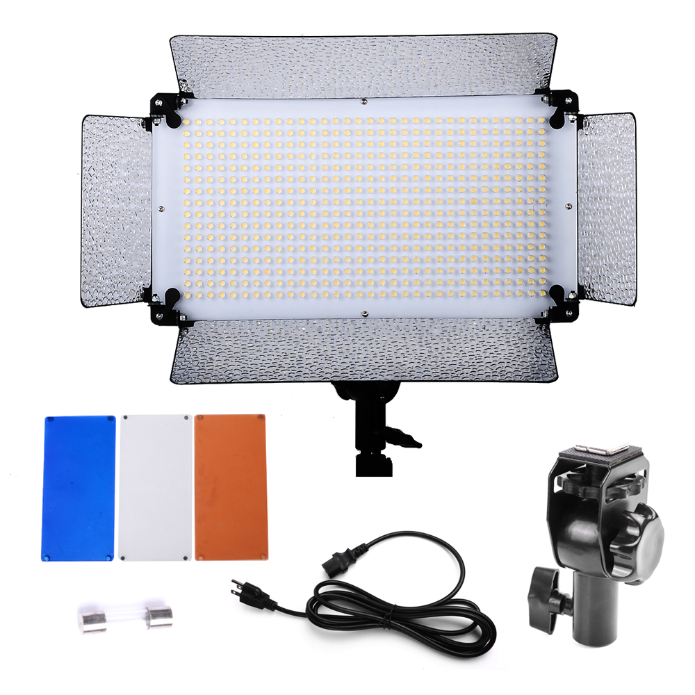 Led Studio Light Repair: 2015 High Quality 500 Beads LED Light Panel Led Video