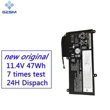 цены GZSM laptop battery 45N1752 45N1753 45N1754 45N1755 battery for laptop 45N1756 45N1757 For LENOVO  E450 E450C E455 E460 Battery