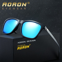 AORON Brand Men S Polarized Sunglasses Classic Designer Goggles Defending Coat Lens Women S Leisure Shades