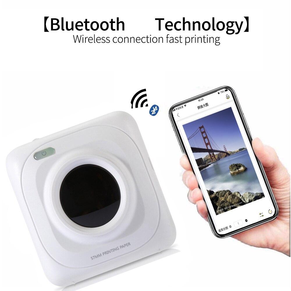 מקורי נייד Bluetooth 4.0 קופה מדפסת תרמית תמיכת iOS, אנדרואיד ו-windows