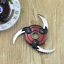 Naruto Rotatable Darts Weapon Model Toy