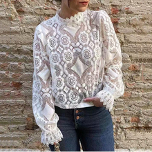 Female Shirts blusas moda