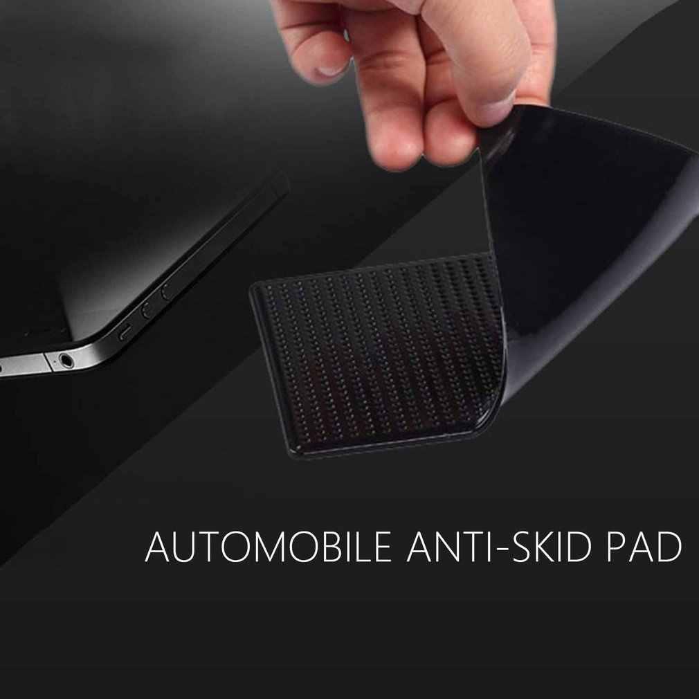 Mobil Dashboard Lengket Pad Hisap Kuat Pemegang Pad Anti Slip PU Tikar untuk Ponsel Mobil Aksesoris Interior
