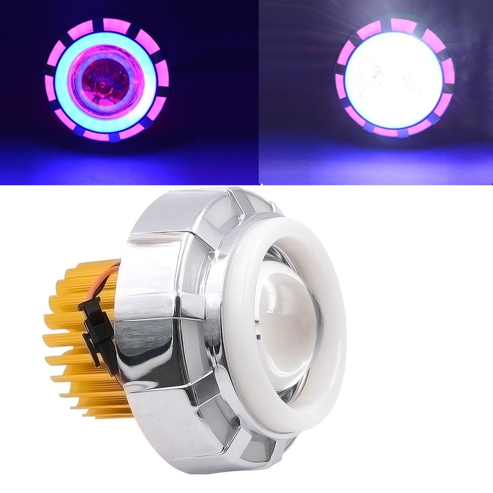 1Pc Universal 30W Highlow Beam Led Headlight For-6562