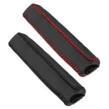 Toyota/honda/nissan/hyundai/ford/mazda тормоз рукав защитная работы красный ручной кожа крышка черный для