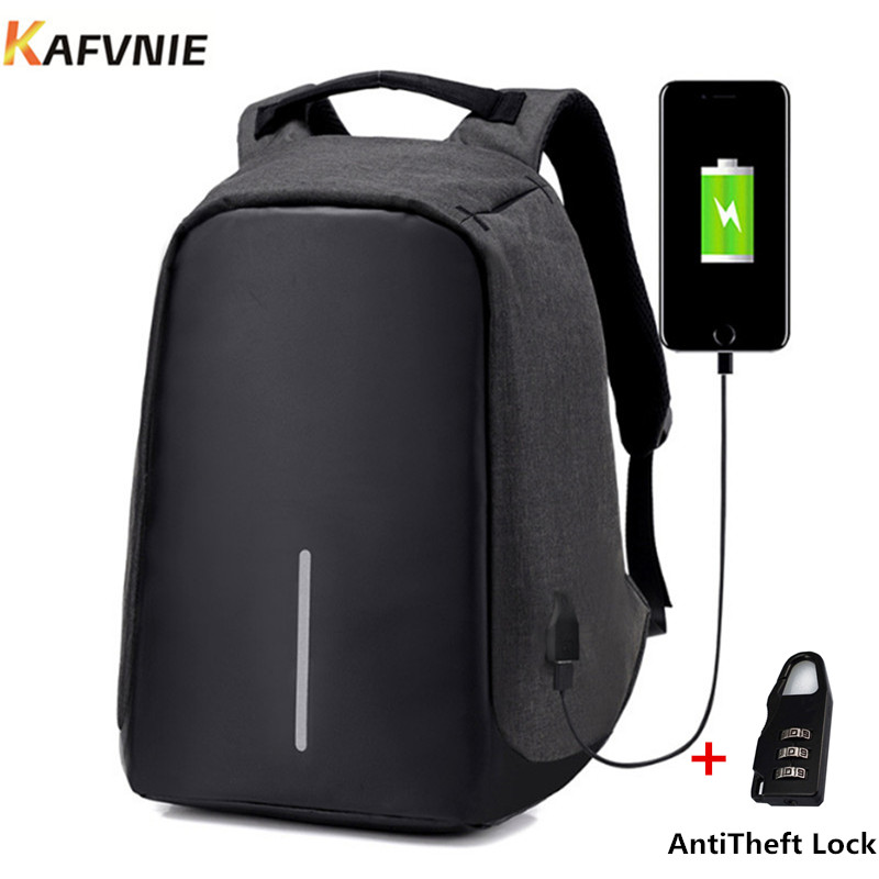USB Anti-theft Business Backpacks Charging Backpacks Male Laptop Multifunction High School Men/Women Travel Teenagers Casual Bag casual rucksack waterproof travel male anti theft backpack usb charging men laptop backpacks for teenagers mochila school bag