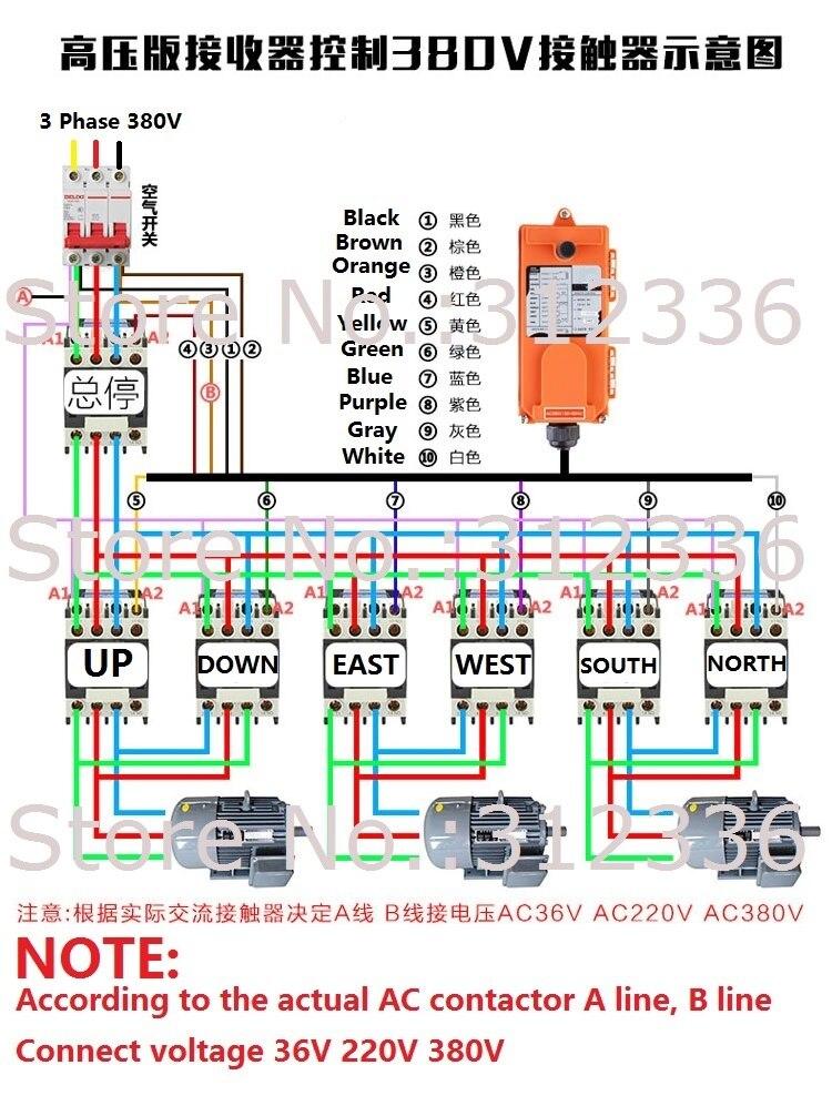 Crane Motor Diagram - Catalogue of Schemas on
