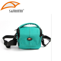 Safrotto Camera Case Bag For Nikon Coolpix S1 S2 J1 J2 J3 J5 J4 P600 P530 P520 P510 P340 P330 P100 L340 L330 L620 L830 L820 L810
