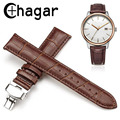 14 /16 /18 /19 /20/ 22 /24mm Top Quality Genuine Leather Watch Band For IWC/CARTIER/TISSOT/Omega/casio/Longines Watch Straps