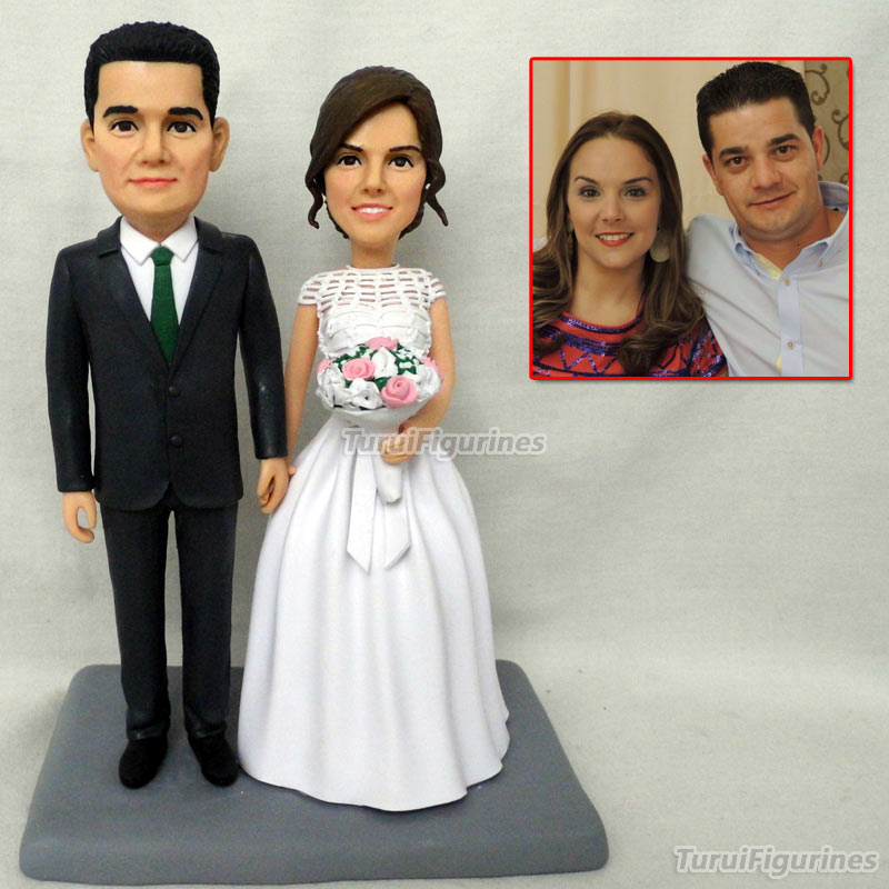 Custom Golf Bobbleheads wedding cake topper best Friend Gift Sports Gifts Fathers Day Golf For Dad Personalized Golf Gifts in Party Favors from Home Garden