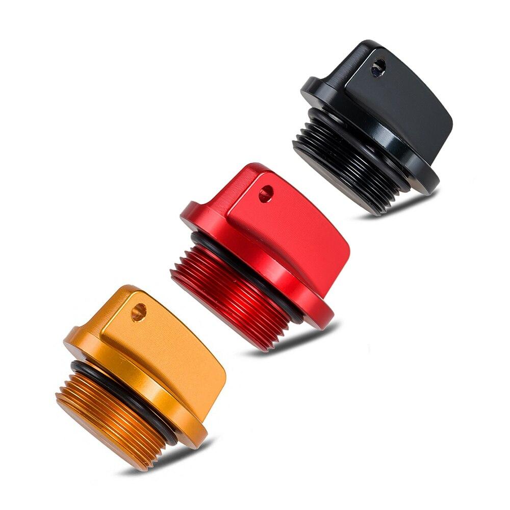 NICECNC Oil Filler Plug Cap For Honda VFR800 VFR400R VFR700F VFR750F GL1500 ST1300 VTR250 STEED 400 600 VF750C Magna 250