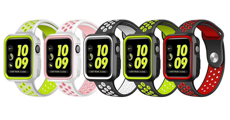Soft TPU Case for Apple Watch 29