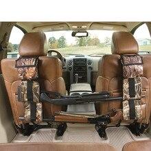 Сумка для хранения оружия на переднем сиденье для транспортного средства, на заднем сиденье, подвесной чехол для винтовки, для охоты, G un, кобуры, органайзер с карманами