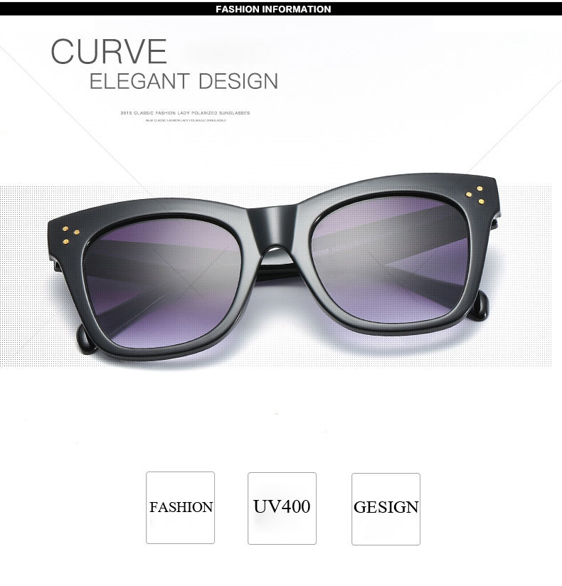 d5f4d29a9b HINDFIELD Fashion Luxury Square Sunglasses Women Vintage Brand ...