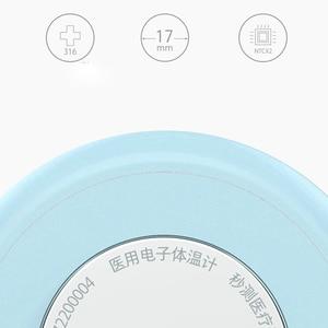 Image 4 - Youpin Miaomiaoce דיגיטלי מדחום תינוק חכם קליני מדחום Accrate מדידה קבוע צג גבוהה טמפ אזעקה
