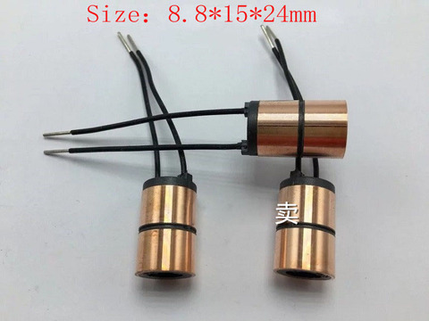 gerador de cobre cabeca gerador anel coletor anel deslizante para o carro tamanho 8 8