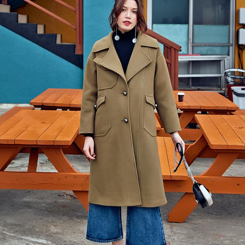 Personnalisé Marque Chaud Taille Veste Hiver Damier Mode La Classique Picture De 2017 Plus Wj1422 Laine Femmes Designer Manteau qP0w6pqE