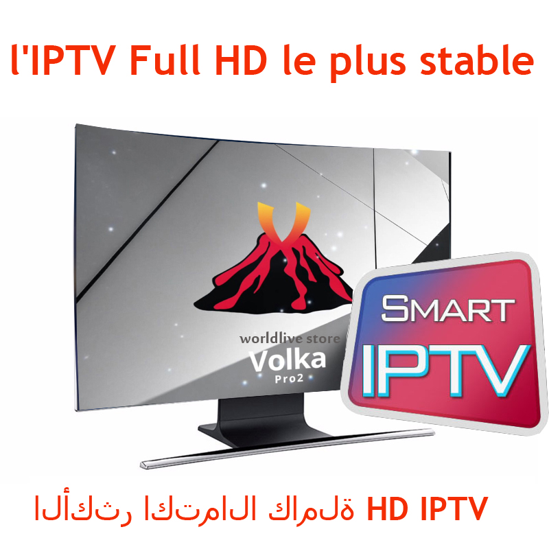 VOLKA Arabic Europe Iptv Code Smart Subcription French Europe Spanish Belgium Channels 120 Hd265 King Ott  Magnum Ott