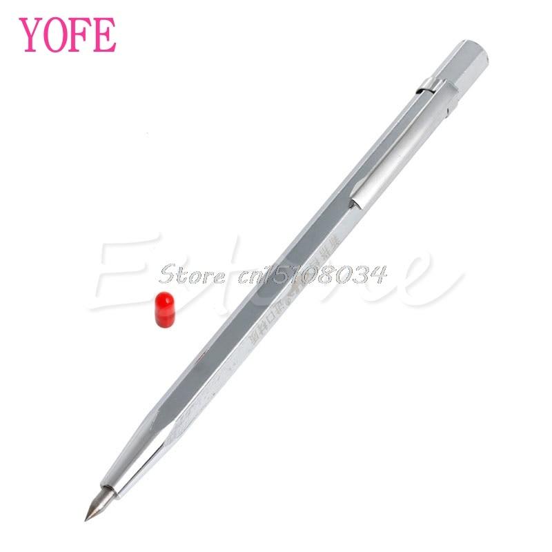 Nou Scriber Carbură de tungsten Scriber Marcarea gravură Pen Pen - Instrumente abrazive - Fotografie 4