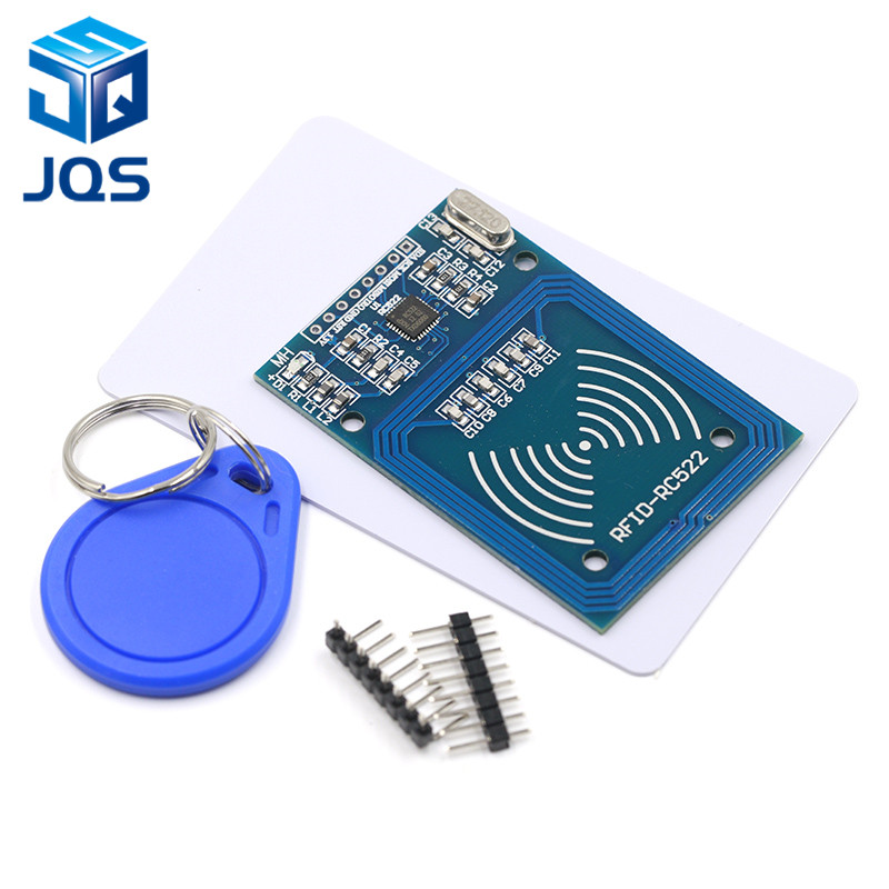 MFRC-522 RC522 RFID RF Card Sensor Module To Send S50 Fudan Card, Keychain Watch Nmd Raspberry Pi