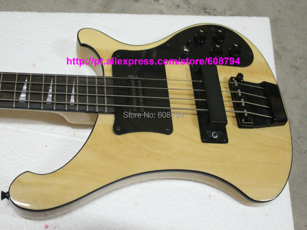 4003 bass guitar custom 4 strings bass natural black parts electric bass guitars high quality. Black Bedroom Furniture Sets. Home Design Ideas