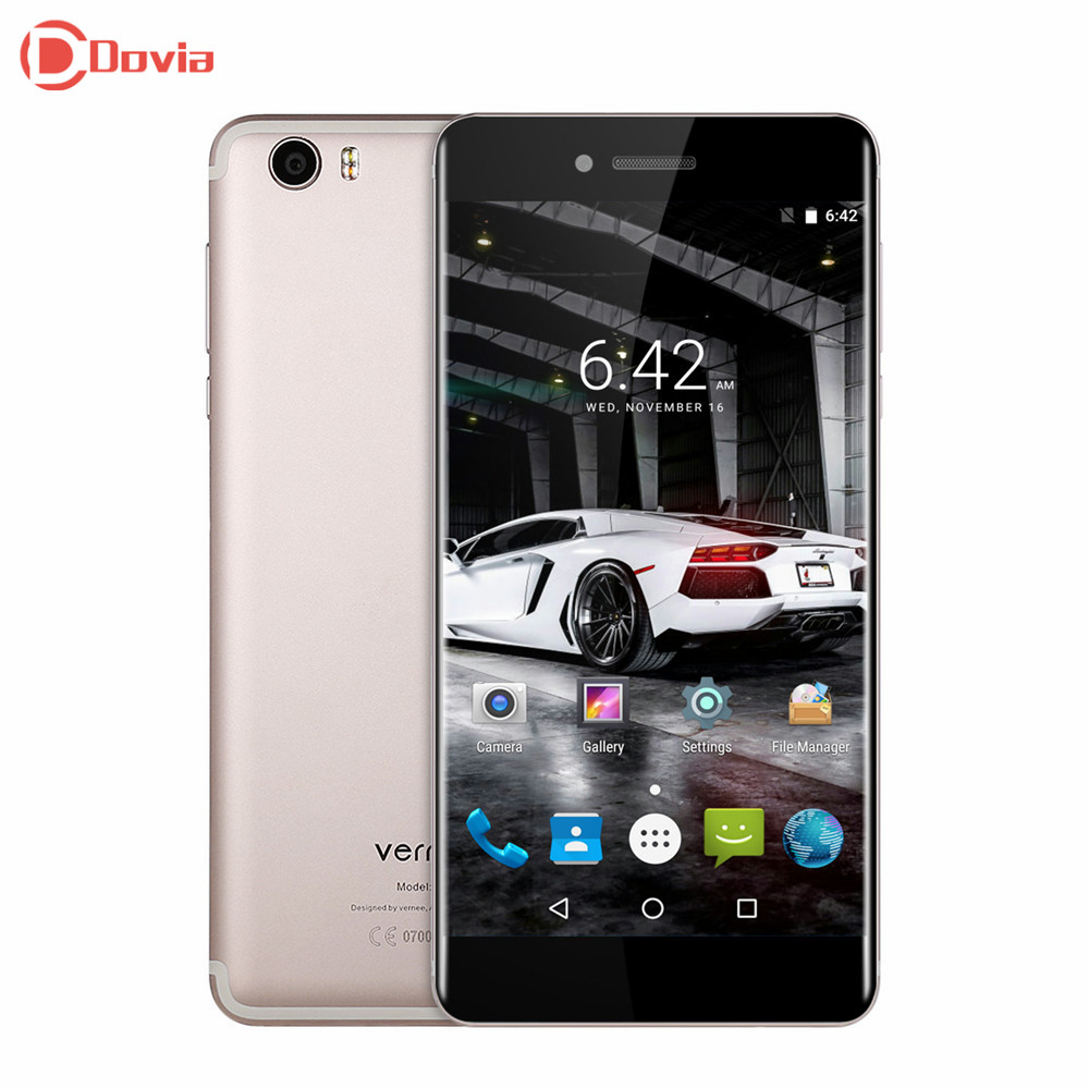 Vernee Mars 5 5 inch 4G Smartphone Helio P10 Octa Core 4GB RAM 32GB ROM 13