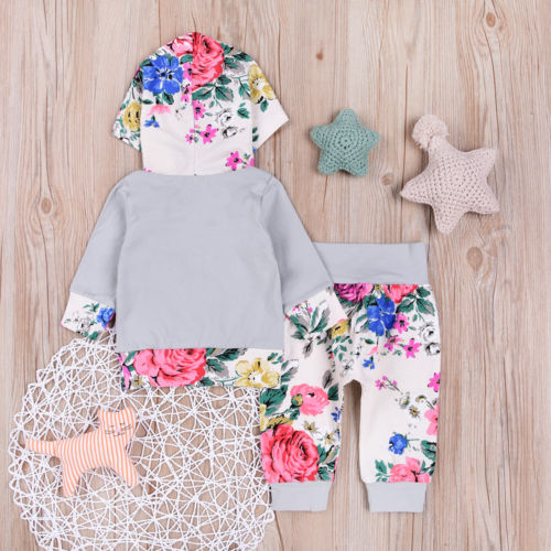 Autumn-Winter-Baby-Clothing-Newborn-Toddler-Baby-Boy-Girl-Floral-Hooded-Tops-Pants-2Pcs-Outfits-Set-Clothes-3