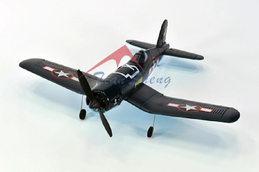 TSRC EPO F4U RC PNP/ARF Propeller Plane Model W/ Motor Servo ESC W/O Battery