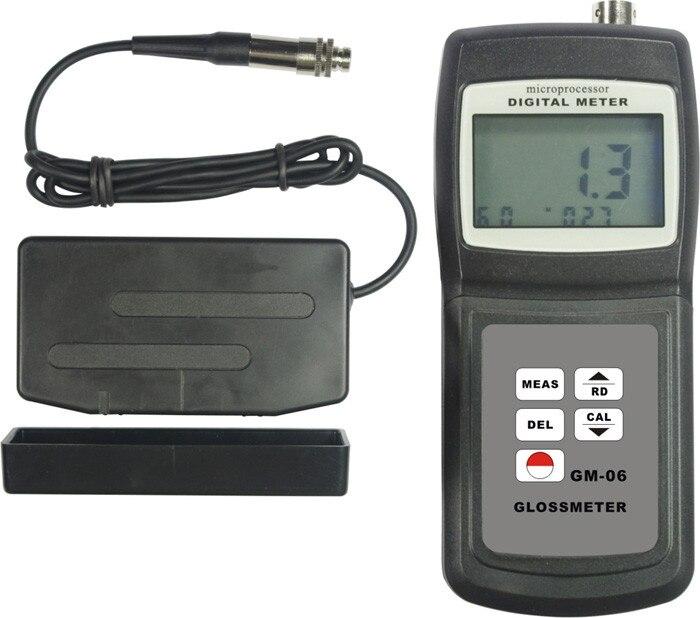 60 Graus Anjo Único Medidor De Brilho Gloss Meter 0.1-200 GU GM06