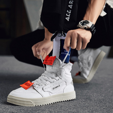 Sneakers Casual Shoes for men male summer Lace-up high top Footwear Breathable mesh Lightweight Fashion man shoes big size k4