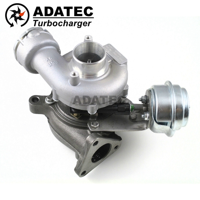 Turbo Gt1749v 758219 5003s Turbocharger 03g145702fx Turbine For Volkswagen Pat B6 2 0 Tdi 140 Hp Bre Brf Bvg Bvf