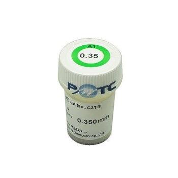 PMTC 250k leaded solder balls 0.35MM for BGA rework reballing