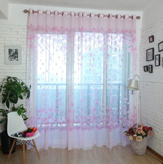garten premium waschbar vorhänge fenster/garn/ikea wohnzimmer