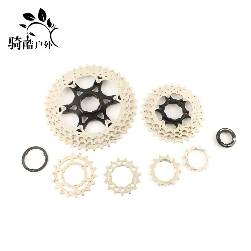 40T 42T bicycle MTB 30s freewheel sprockets 10 speed cassette mountain bike flywheel Cog Bicycle parts sunshine 11 speed 11 42t cassette bicycle freewheel mtb mountain road bike bicycle wide ratio freewheel steel climbing flywheel