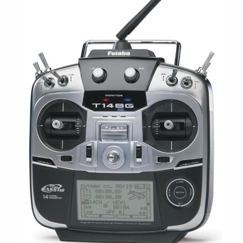 Tarot-RC Original Futaba 14SG 2.4Ghz FASSTest 14ch Transmitter & R7008SB HV Receiver for RC Helicopter Multicopter Mode 2 frsky taranis q x7 2 4ghz 16ch mode 2 transmitter rc multicopter model