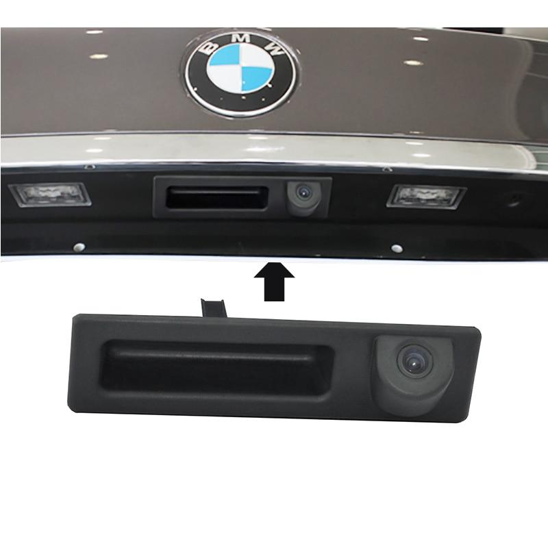 1000L MCCD Super HD Trunk handle Camera for BMW F10 F11 F25 F30 F35 F31 F34 F07 for BMW 3 /5 Series X1 X3 X4 X5 rear back camera стоимость