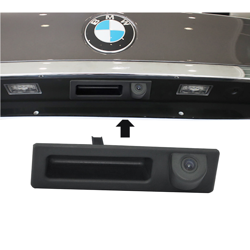 Replacement Bigger Multimedia Knob Cover IDRIVE Button mit M logo For BMW GIFT