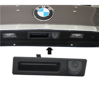 1000L MCCD Super HD Trunk handle Camera for BMW F10 F11 F25 F30 F35 F31 F34 F07 for BMW 3 /5 Series X1 X3 X4 X5 rear back camera