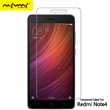 Tempered Glass For Xiaomi Redmi Note 4 Screen Protector For Redmi Note 4x protective glass For Redmi 4x 4a HD Safety glass Film for xiaomi redmi note 4x tempered glass screen film