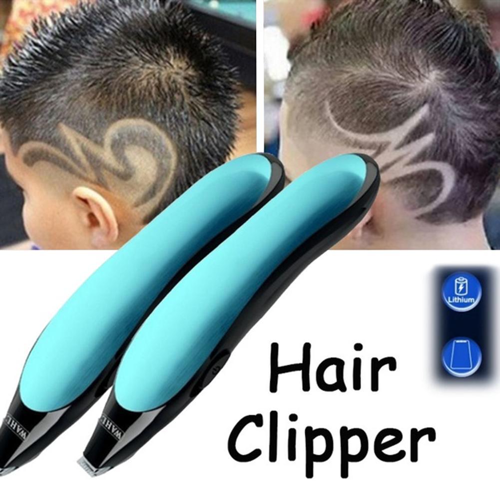 Professional Men Hairdressing Engraving Hair Clipper Shaving Scissors Razor Blades Manual Salon Barber Razors Blade Shaving Tool