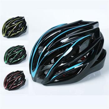 2017 NOVA Chegada men Super Light Road Bike Bicicleta Capacete de Ciclismo, Mountain Bike Capacete de Segurança Esportes