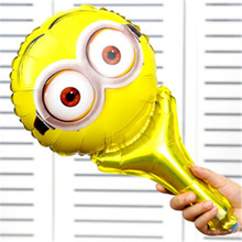 10pc Minions Party Supplies Balloons Event Balloon Decoration Kids Birthday