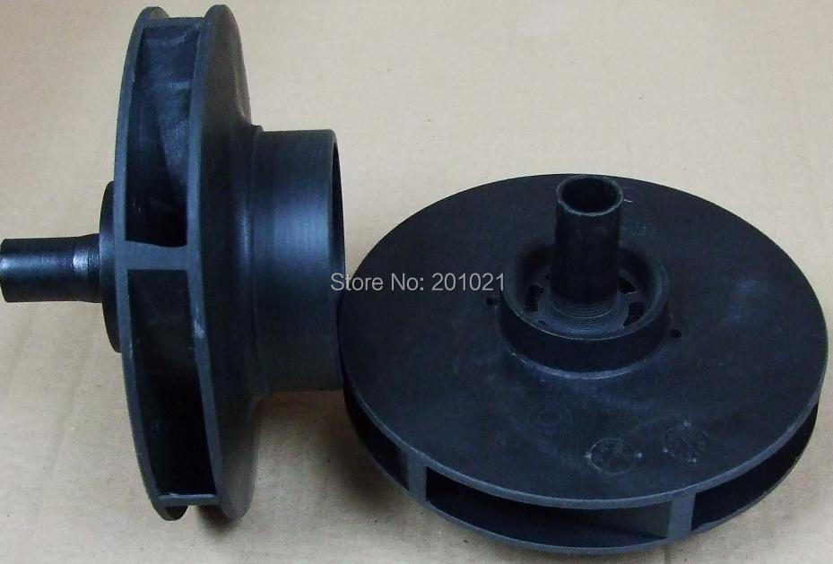 Pump Impeller B358-02,Suitable for WP300-I,WP300-II,LP300 50HZ LX-LP 300 / WP 300-II impellor  LX LP300 Jet Pump Impellor lx tda200 hot tub pump impeller spa pump impeller for tda200 avaliable for 50hz or 60hz