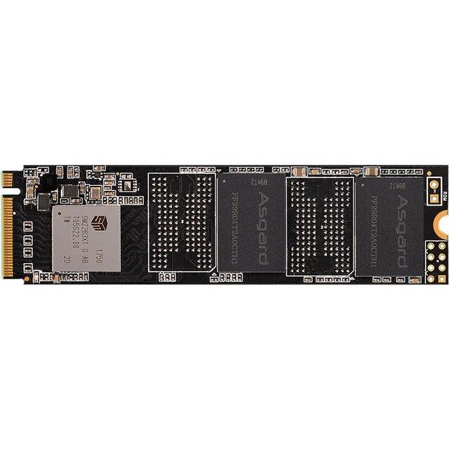 Asgard M.2 SSD PCIe3 X4 250gb 500gb 1T ssd m.2 NVMe pcie M.2 2280 Internal Hard Disk laptop 5