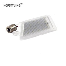 Hopstyling 1X LED For Astra G (98-04) led number license plate light car license light car styling car led light Replacement