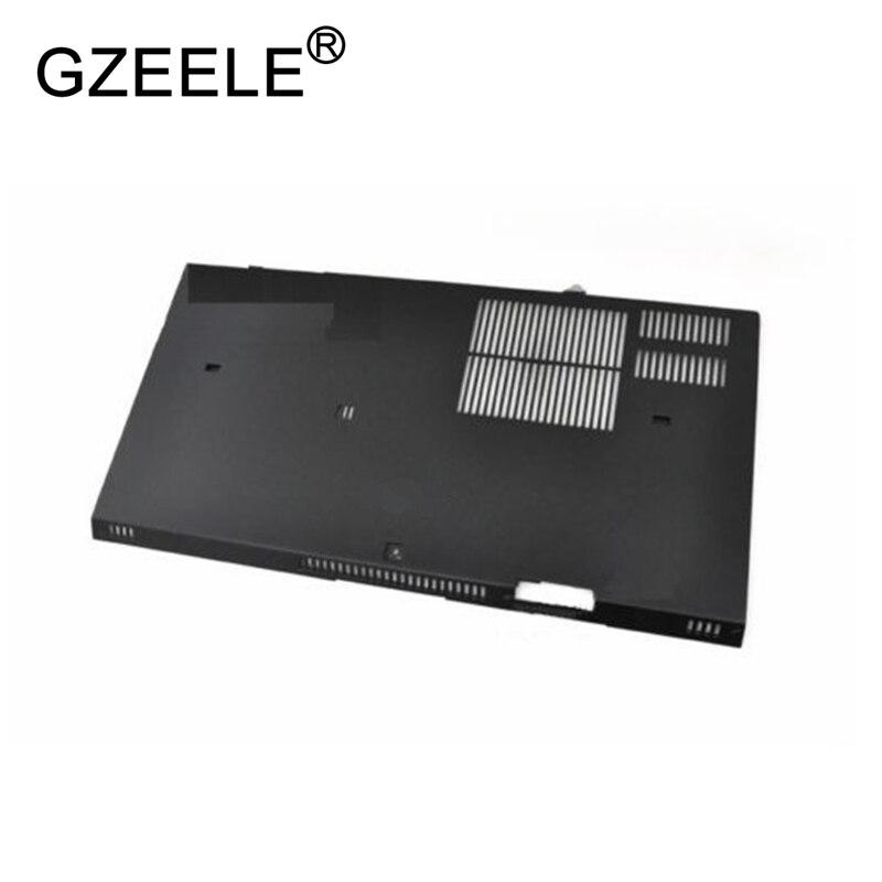 GZEELE NEW laptop case For HP For EliteBook 8560w bottom base cover memory door Bottom HDD Cover new laptop bottom base case cover door for samsung np 350v5c np355v5c 355v5c
