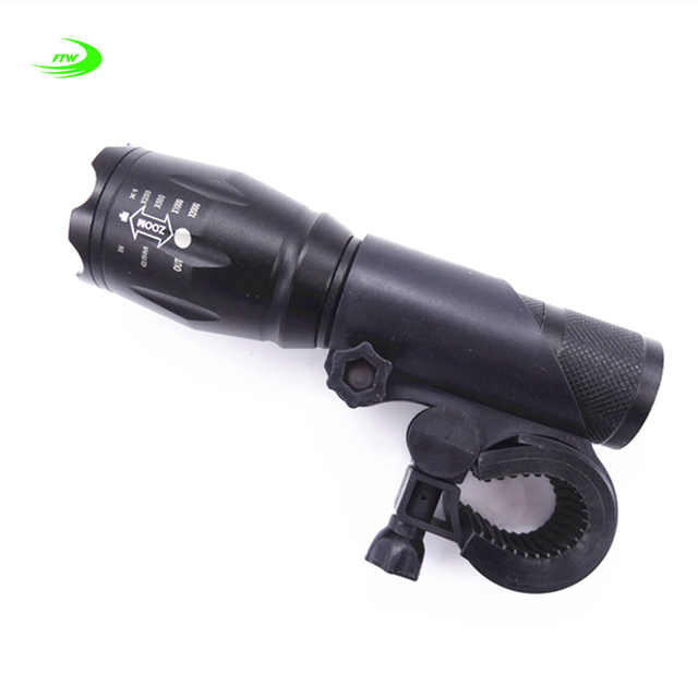 Bicycle Light 7 Watt 2000 Lumens 5 Mode Bike T6 LED Bike Light lights Lamp Front Torch Waterproof flashlight Torch Holder BL801