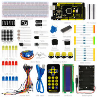 Free Shipping Funduino Mega 2560 R3 DIY Basic Kit For Arduino
