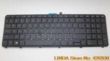 Clavier pour HP ZBOOK 15 ZBOOK 17 733688 DB1 733688 271 745168 FL1 745168 161 745663 001 745663 201 733688 291
