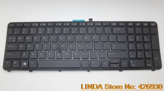 Keyboard For HP ZBOOK 15 ZBOOK 17 745663 201 733688 B71 733688 271 733688 DB1 Brazil BR/Sweden SD/Russian RU/Canada CA Backlight